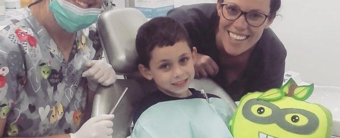 Dentista infantil sant joan despí