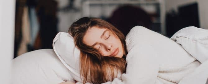 alteraciones del sueño y problemas dentales