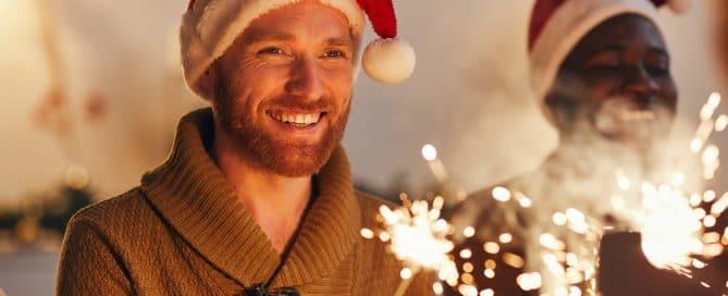 salud dental en Navidad