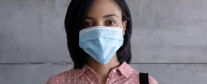 enfermedades bucodentales y COVID-19