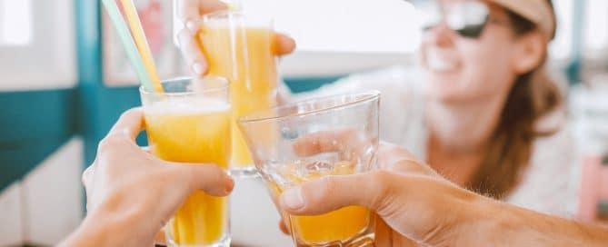 bebidas debes evitar este verano